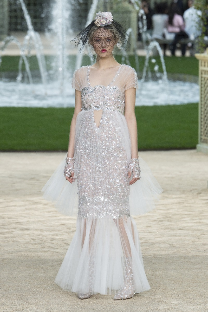 Chanel Couture SS18