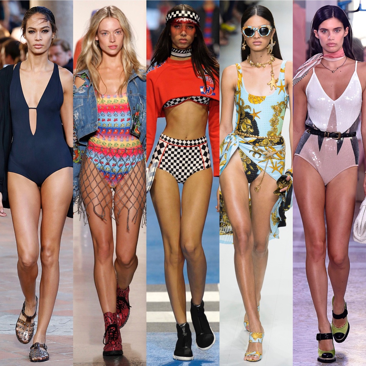12 Swimsuit Trends To Try This Summer