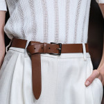 The Trendy Way To Tie Your Belt This Season!