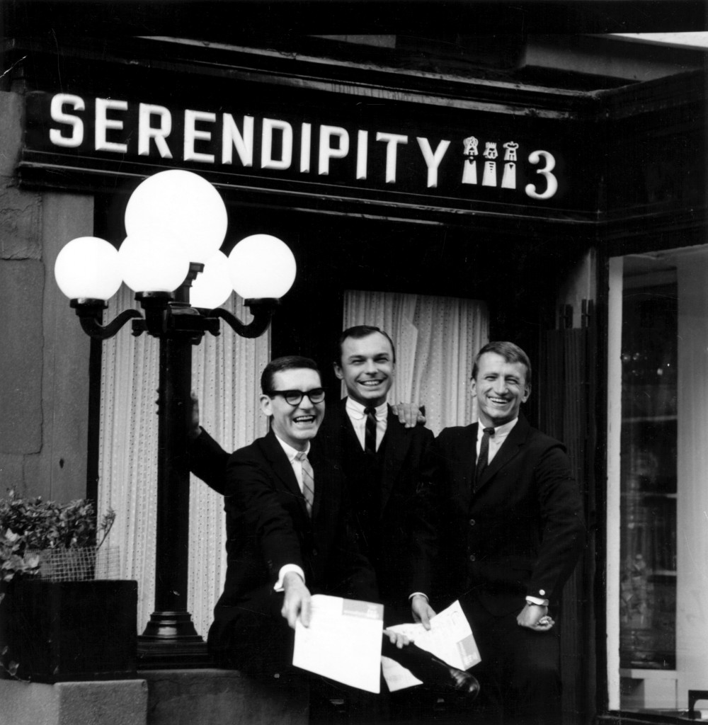 Serendipity 3 Founders