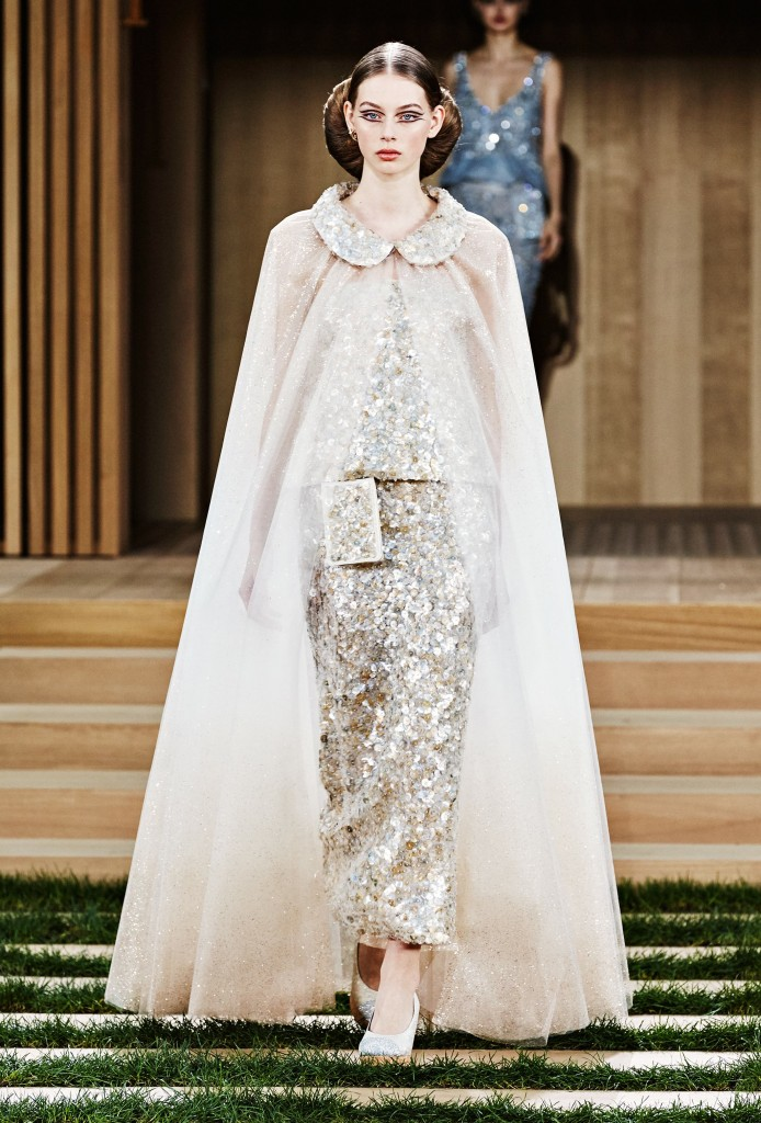 Chanel SS16- Paris Couture