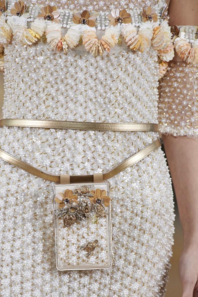 Bag Chanel Couture SS16- Paris