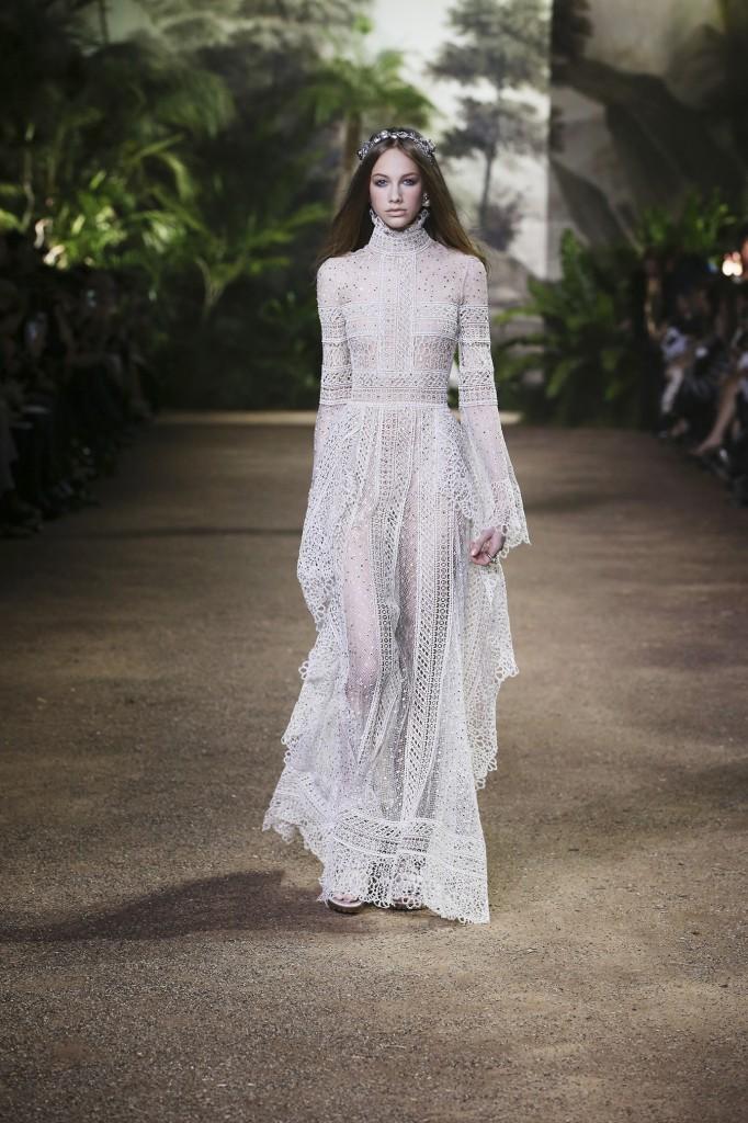 Elie Saab Haute Couture- Paris SS16