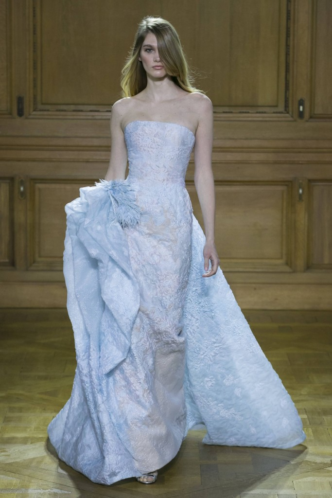 Georges Chakra Haute Couture Spring Summer 2016 - Paris
