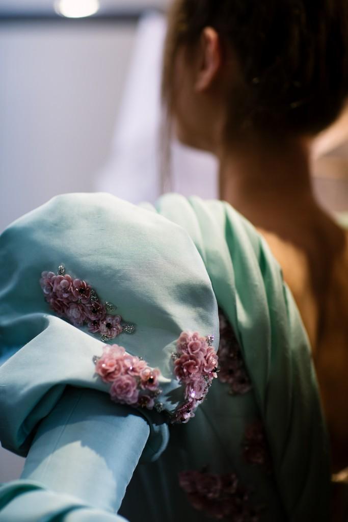 Ulyana Sergeenko SS16 Paris Haute Couture