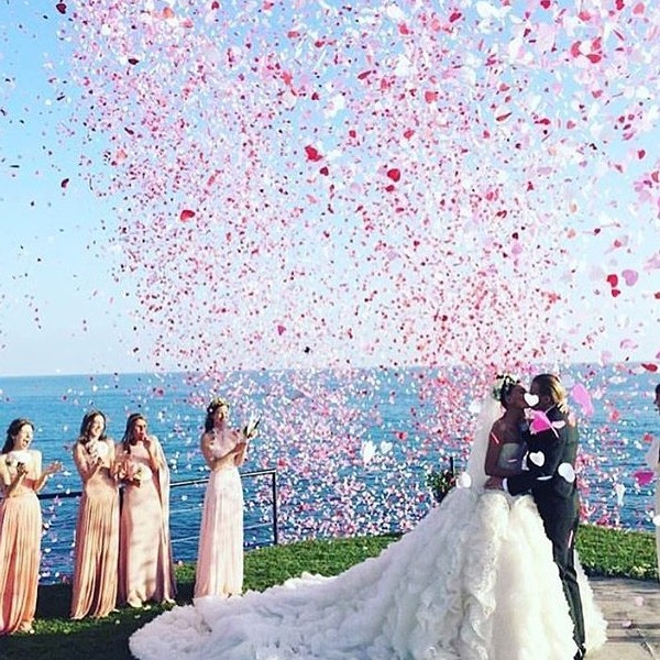 Vogue's Giovanna Battaglia's Fairy Tale Capri Wedding