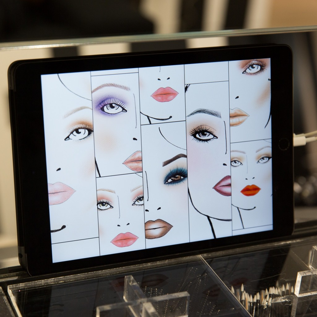 Mac Make Up Studio- NYC
