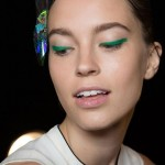 Blue and Green Liners Make A Comeback