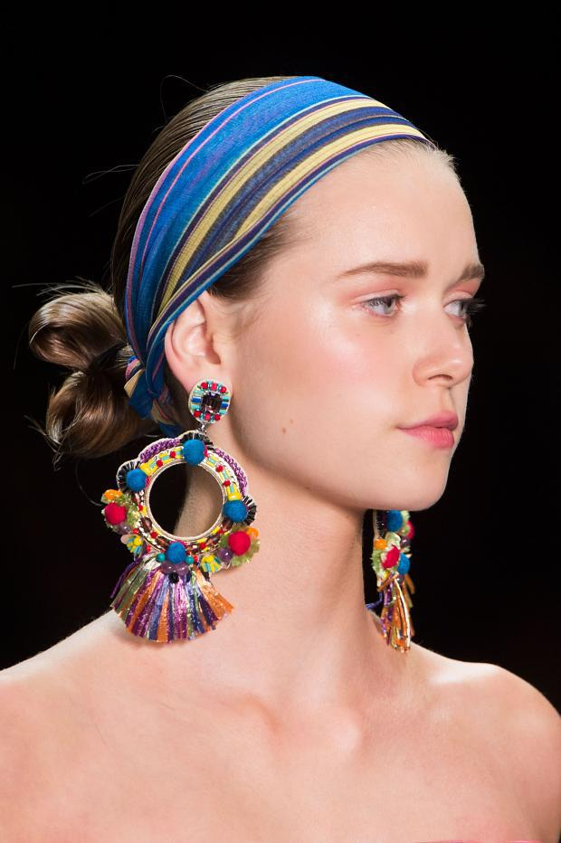 Ranjana Khan Accessories SS16- NYFW Naeem Khan