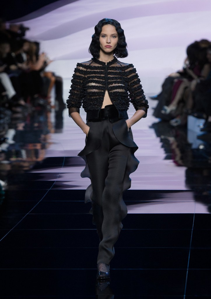 Armani Privé Couture Collection SS16- Paris