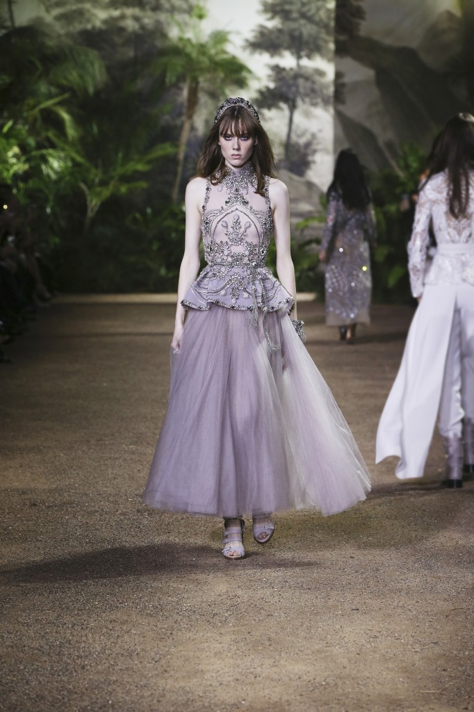 Elie Saab Haute Couture Collection- Paris SS16