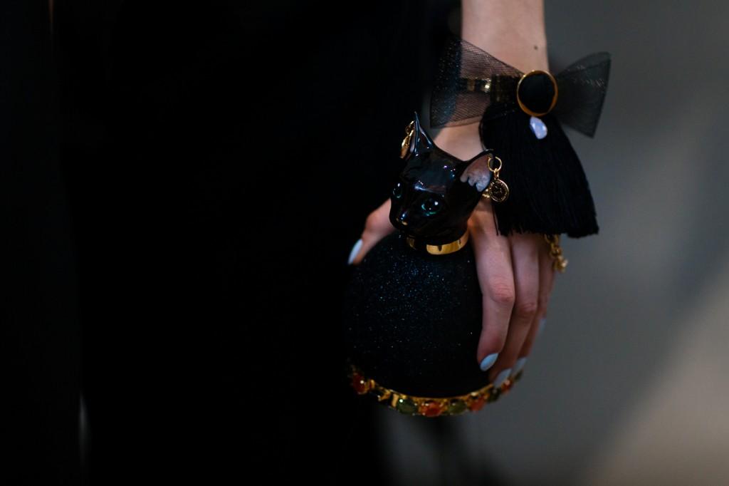 Ulyana Sergeenko- Couture SS16- PFW