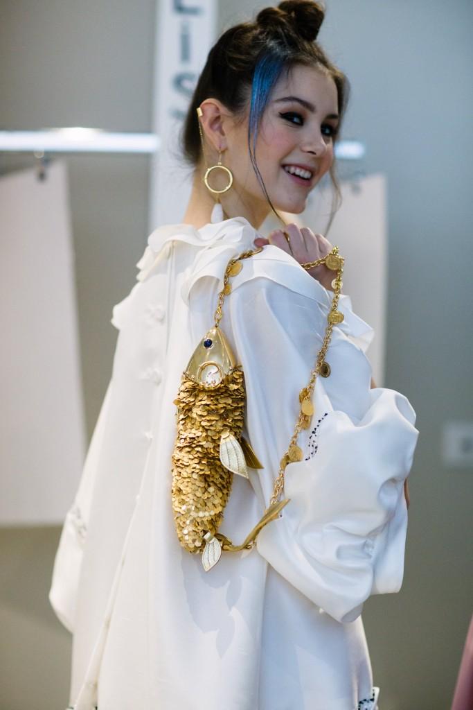 Ulyana Sergeenko- Couture SS16- PFW Paris