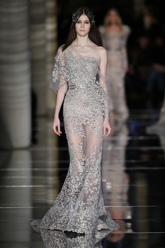 Zuhair Murad SS16 Couture - Paris
