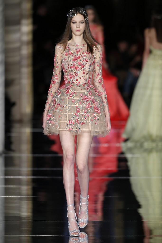 Zuhair Murad SS16 Couture- Paris