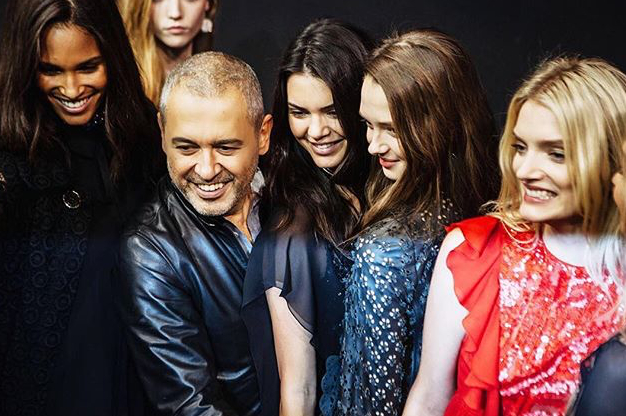 Elie Saab Interview