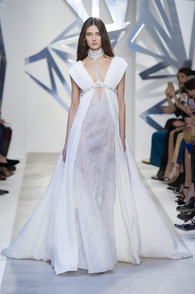 Azzaro Haute Couture Spring Summer 2016 Collection in Paris