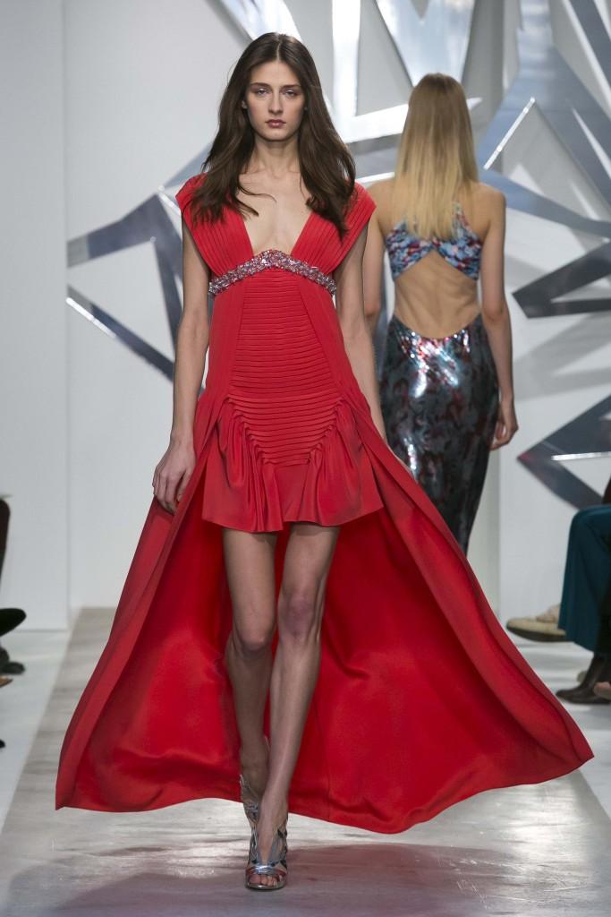 Azzaro Haute Couture SS16 Paris