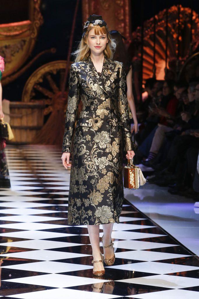 Dolce & Gabbana- MFW