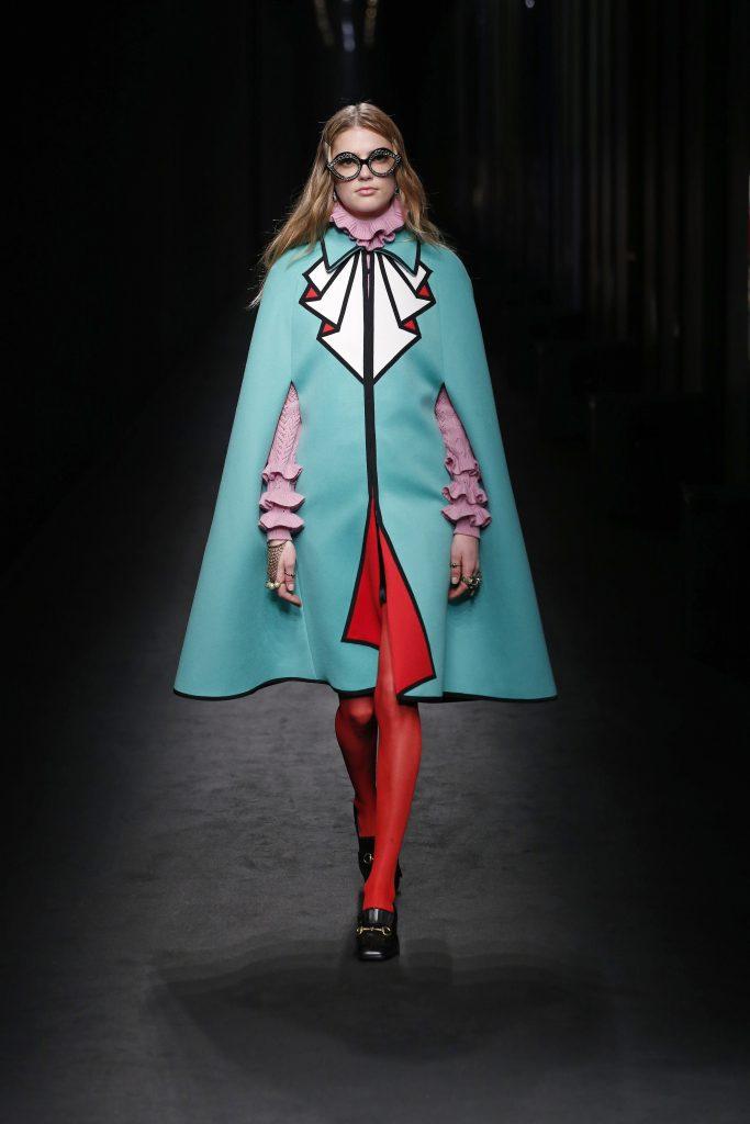 Gucci Fashion Week