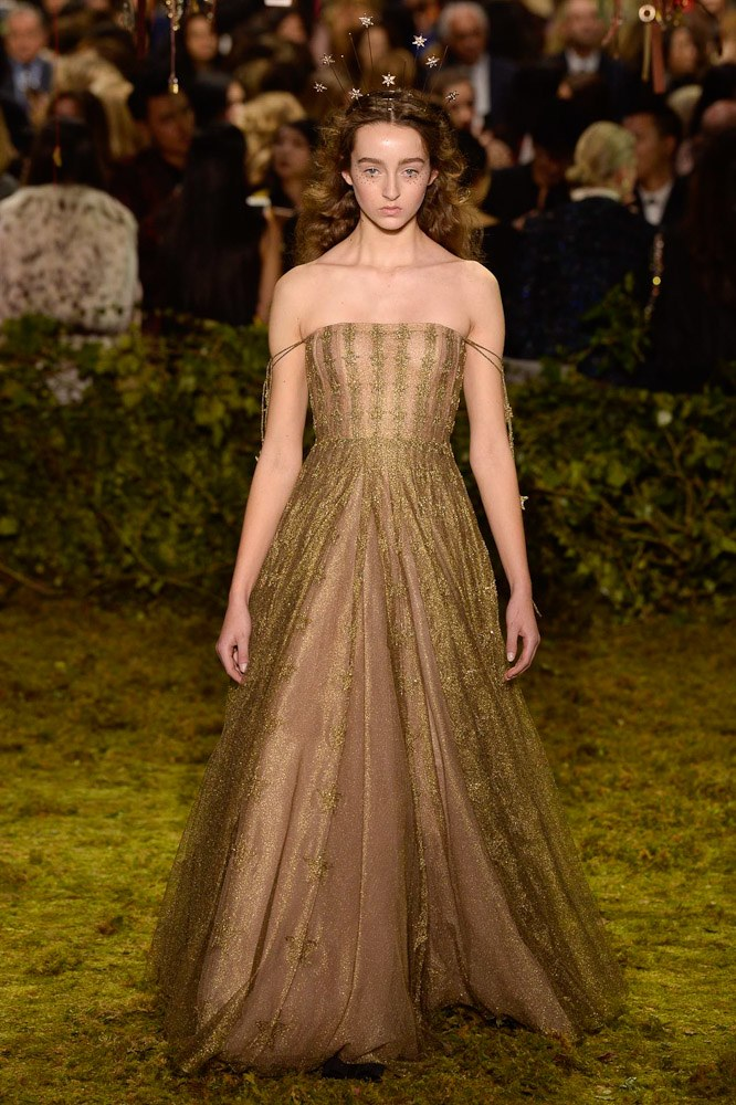 Dior Couture- Paris SS17