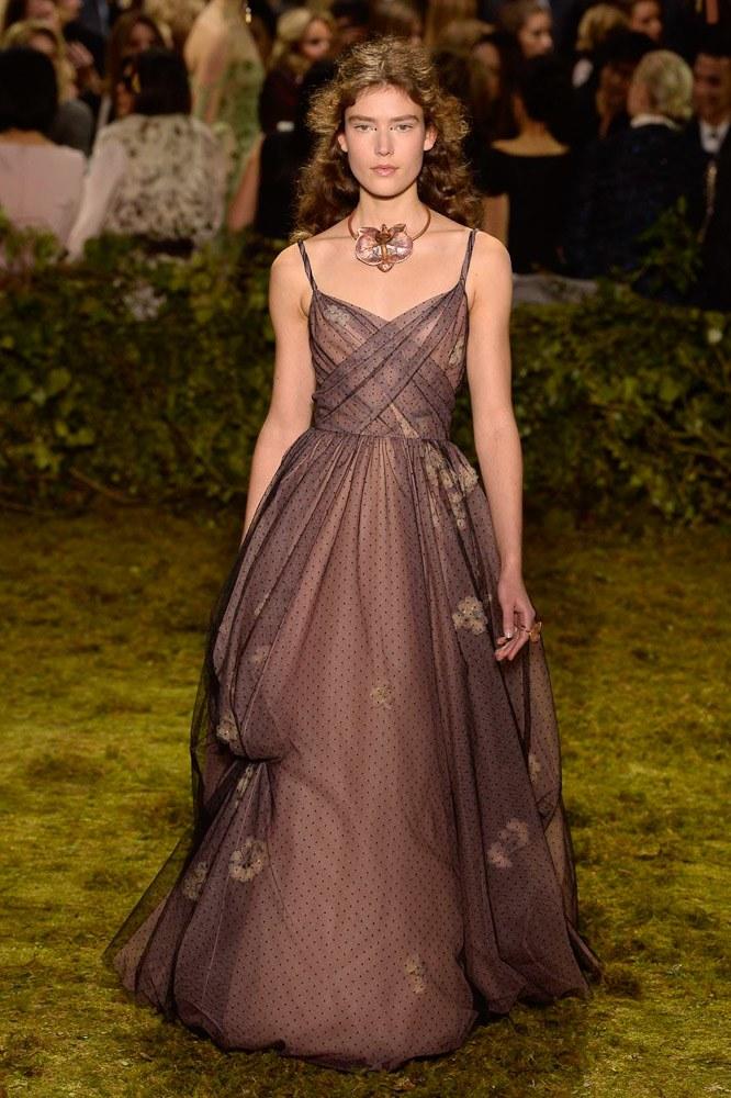 Dior Couture- Paris SS17 Runway Dresses