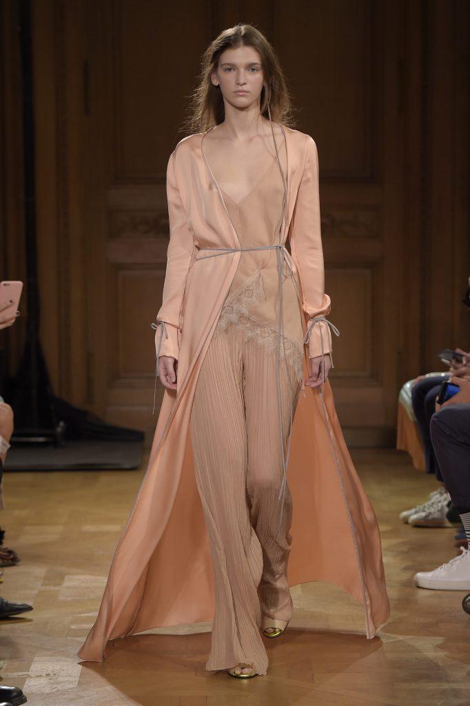 Lingerie Fashion trend Kimono- Vionnet SS17 Paris