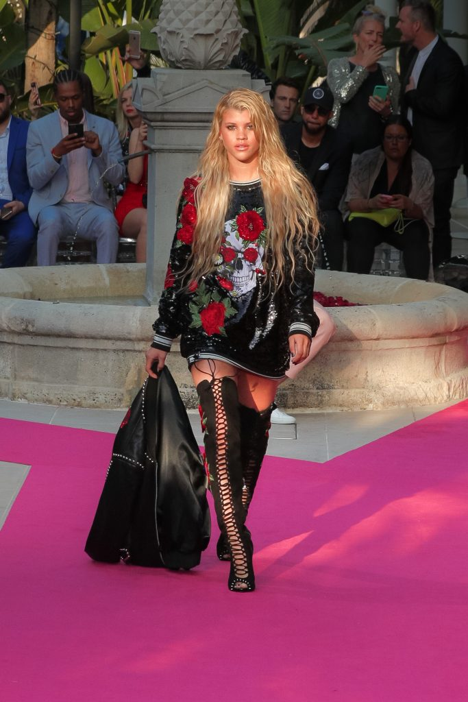 Philipp Plein Resort 2018- Cannes Runway