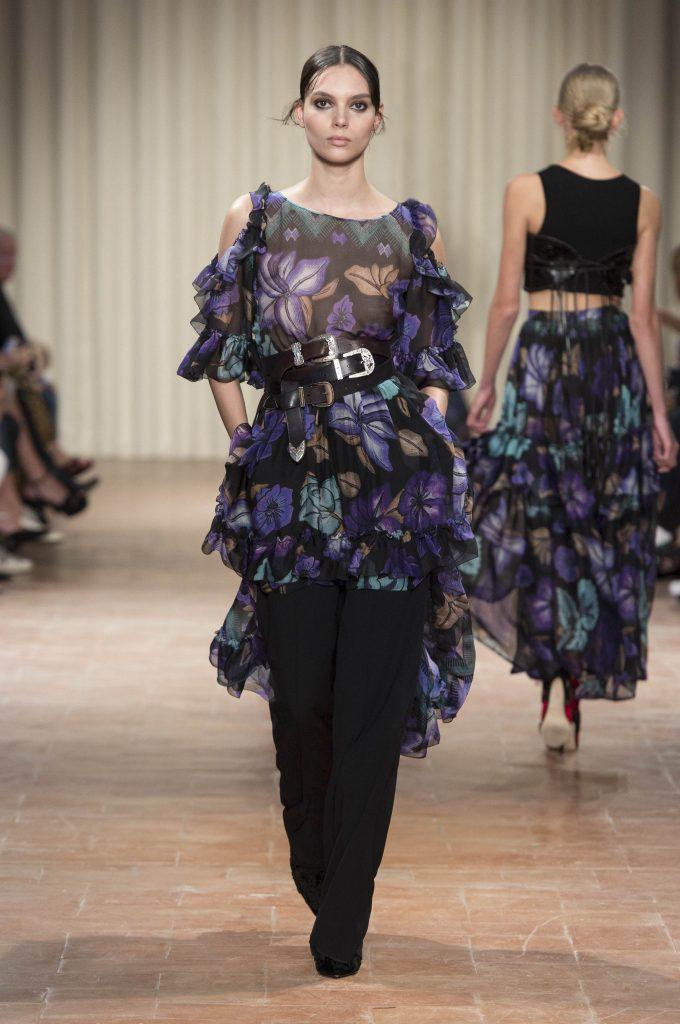 Alberta Ferretti Runway SS17 Fashion Dresses
