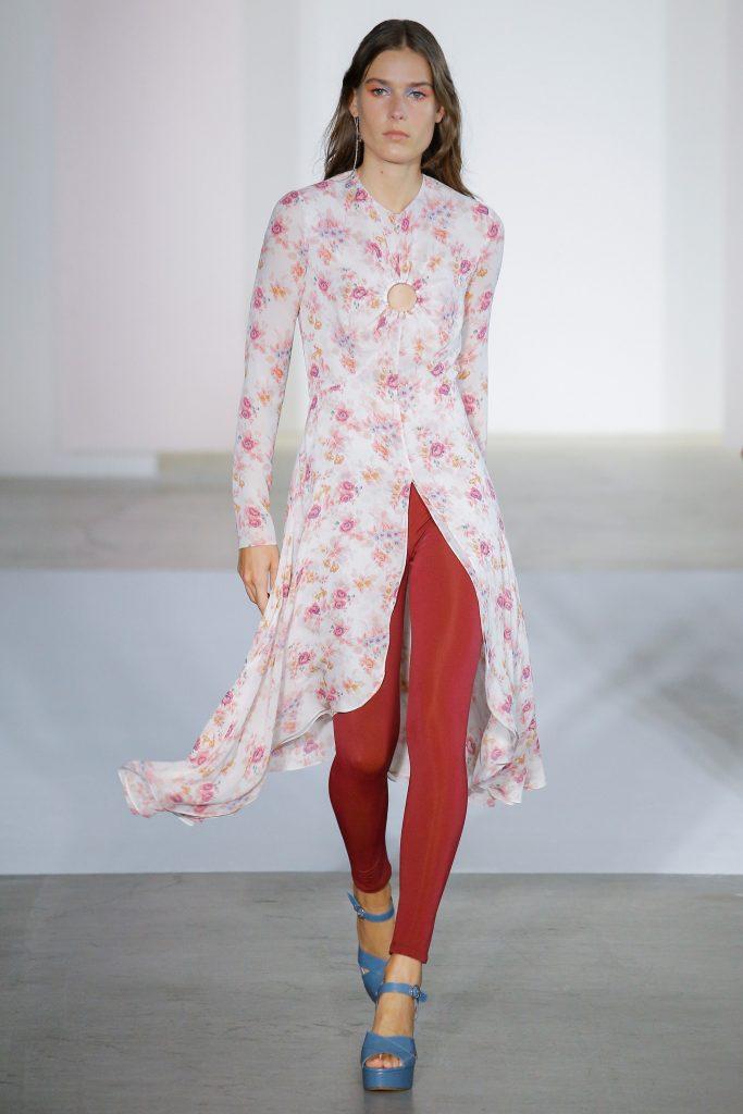 Jill StuartRunway SS17 Fashion Dresses