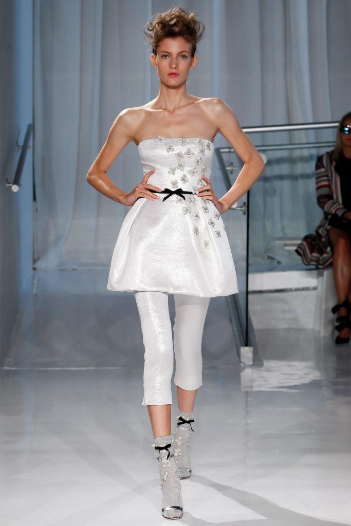 Reem Acra Runway SS17 Fashion Dresses