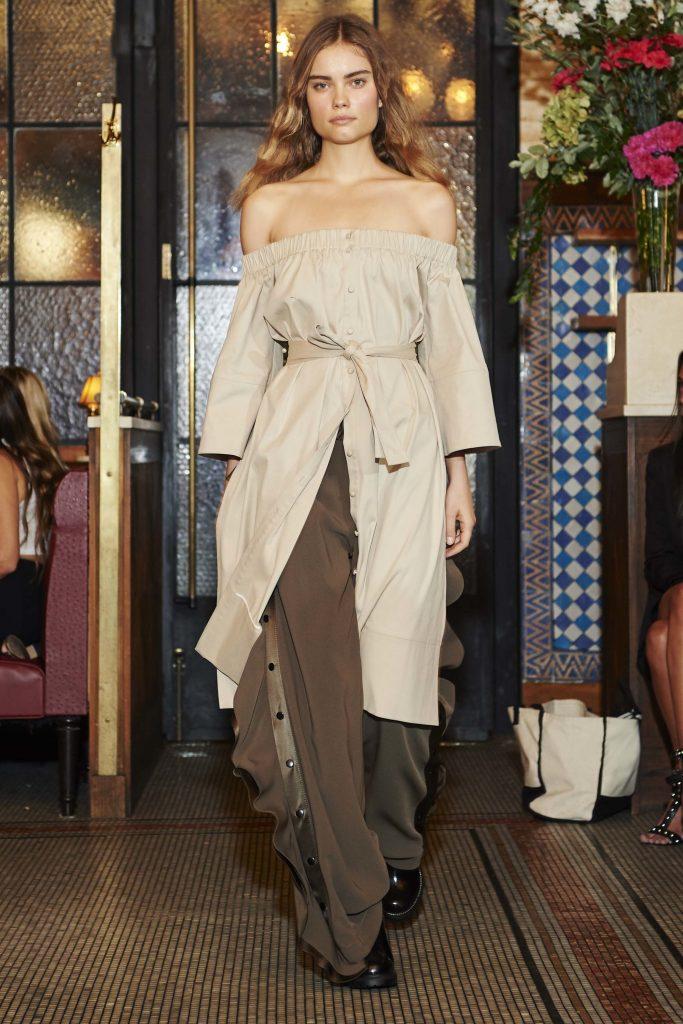 Cinq à Sept Runway SS17 Fashion Dresses