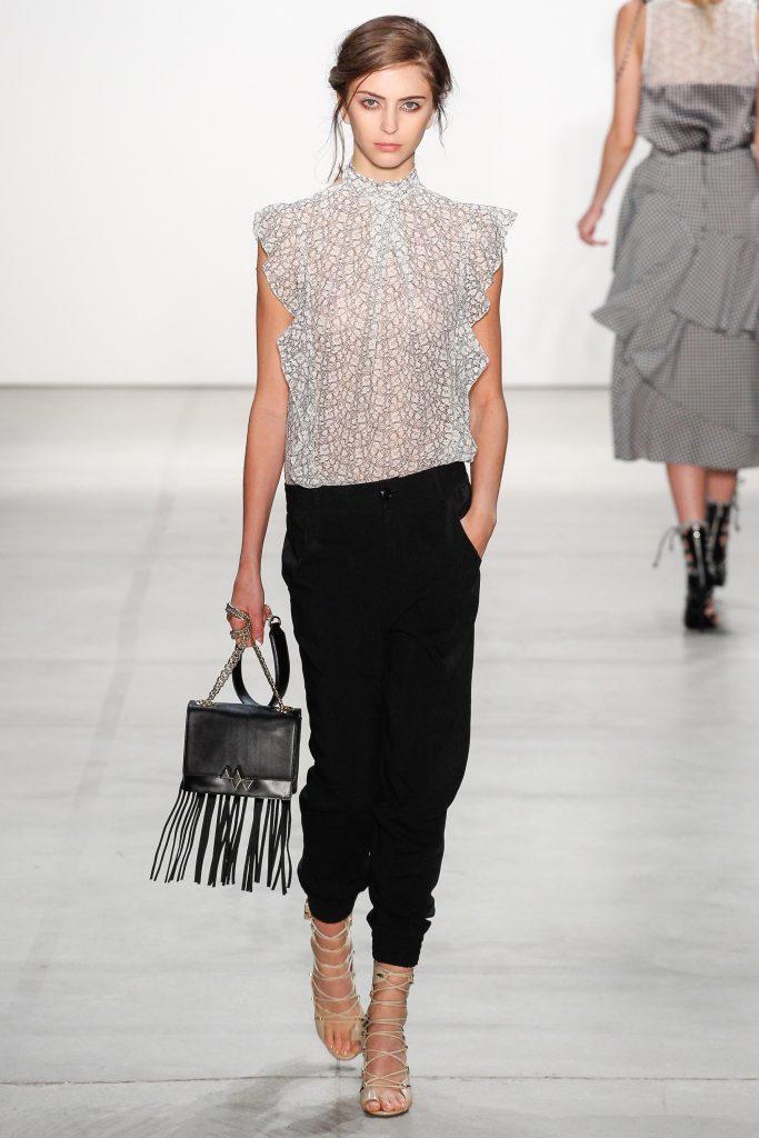 Fringe Bag Marissa Webb SS17