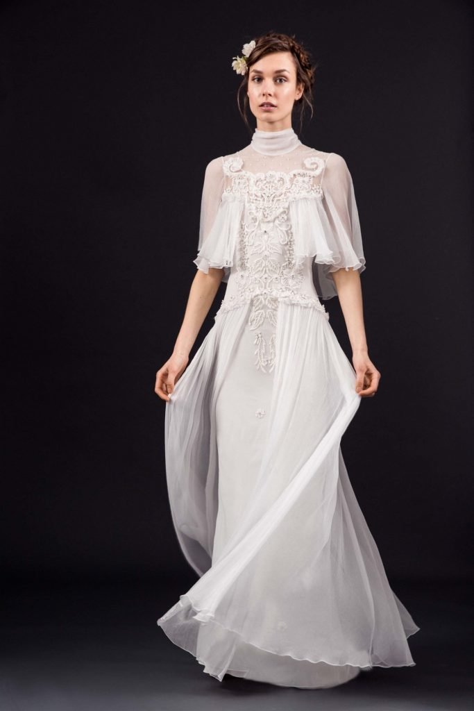 Temperley London Bridal SS17 wedding dress bridal trends