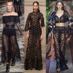 5 Ways to Wear Black Lace
