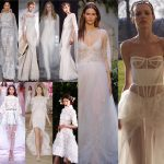 Bridal- SS17 Wedding Trends runway bride