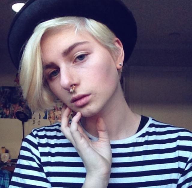 Luka Hudgson Transgender FeMale to male true story
