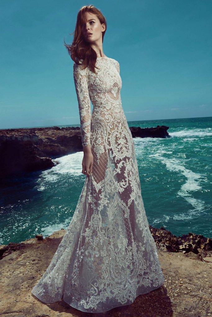 Zuhair Murad Bridal SS17 Wedding dress bridal trends